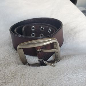Steve Madden Genuine Leather Belt